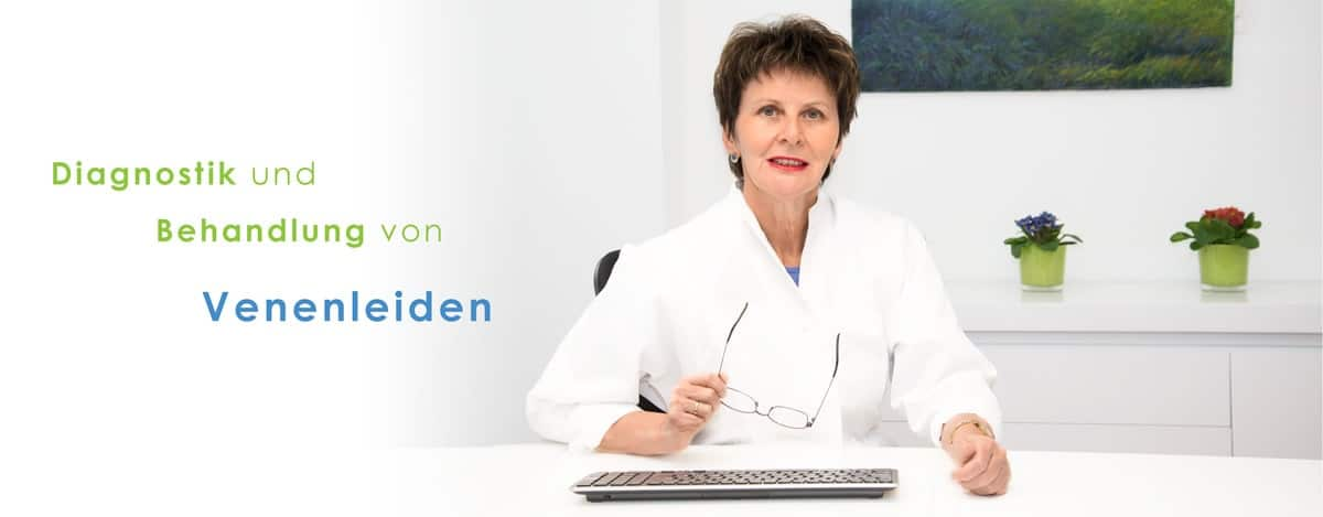 Venenspezialist Dr. Hilde Berwarth